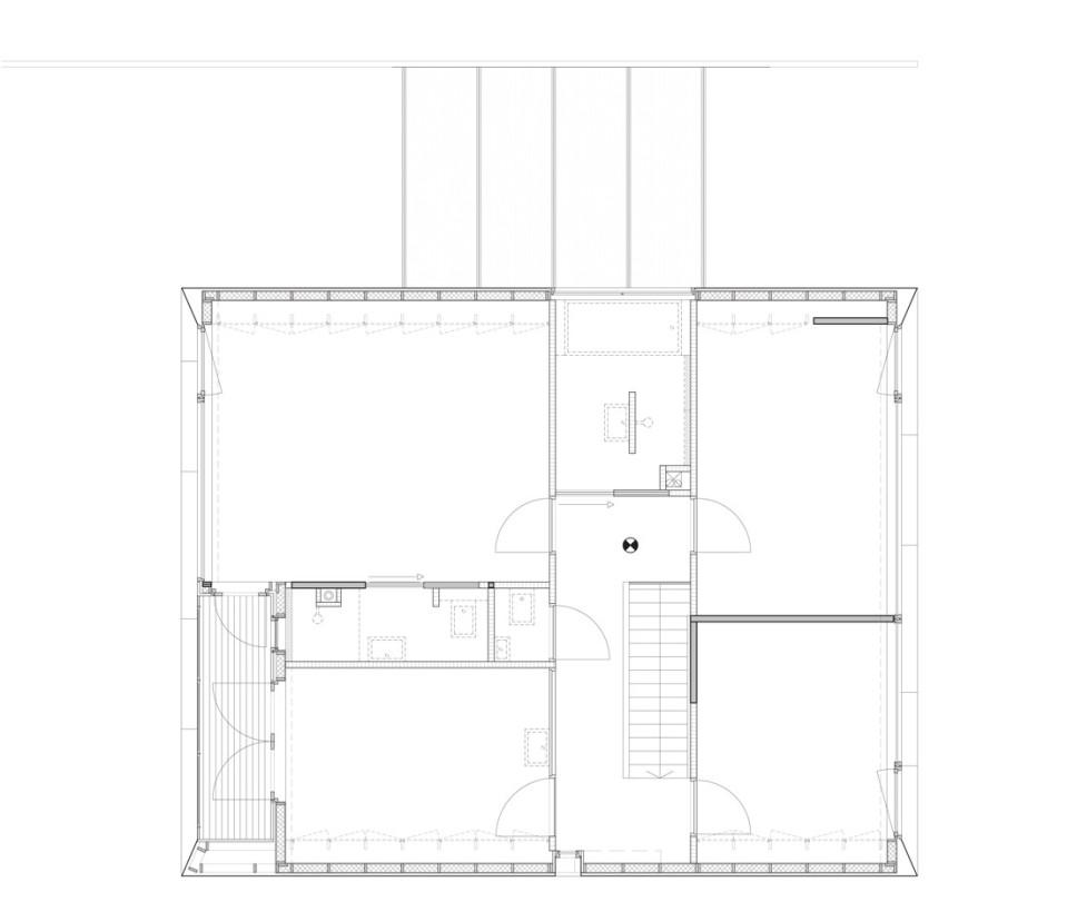 House Baetens plan 3