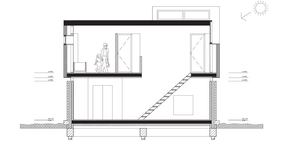 House Baetens plan 8
