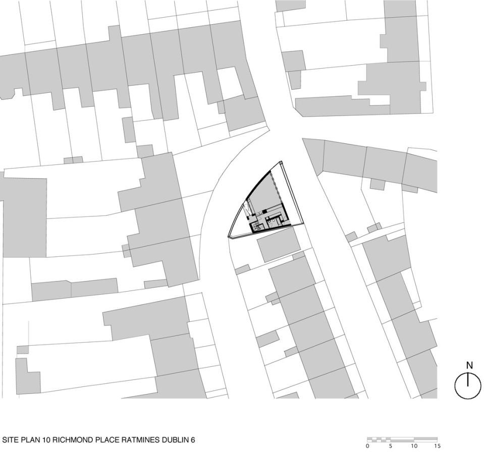 Richmond Place House plan 1