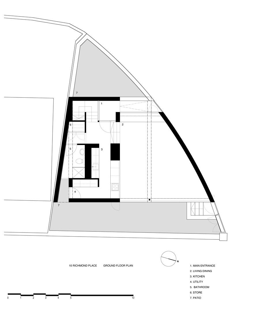 Richmond Place House plan 2