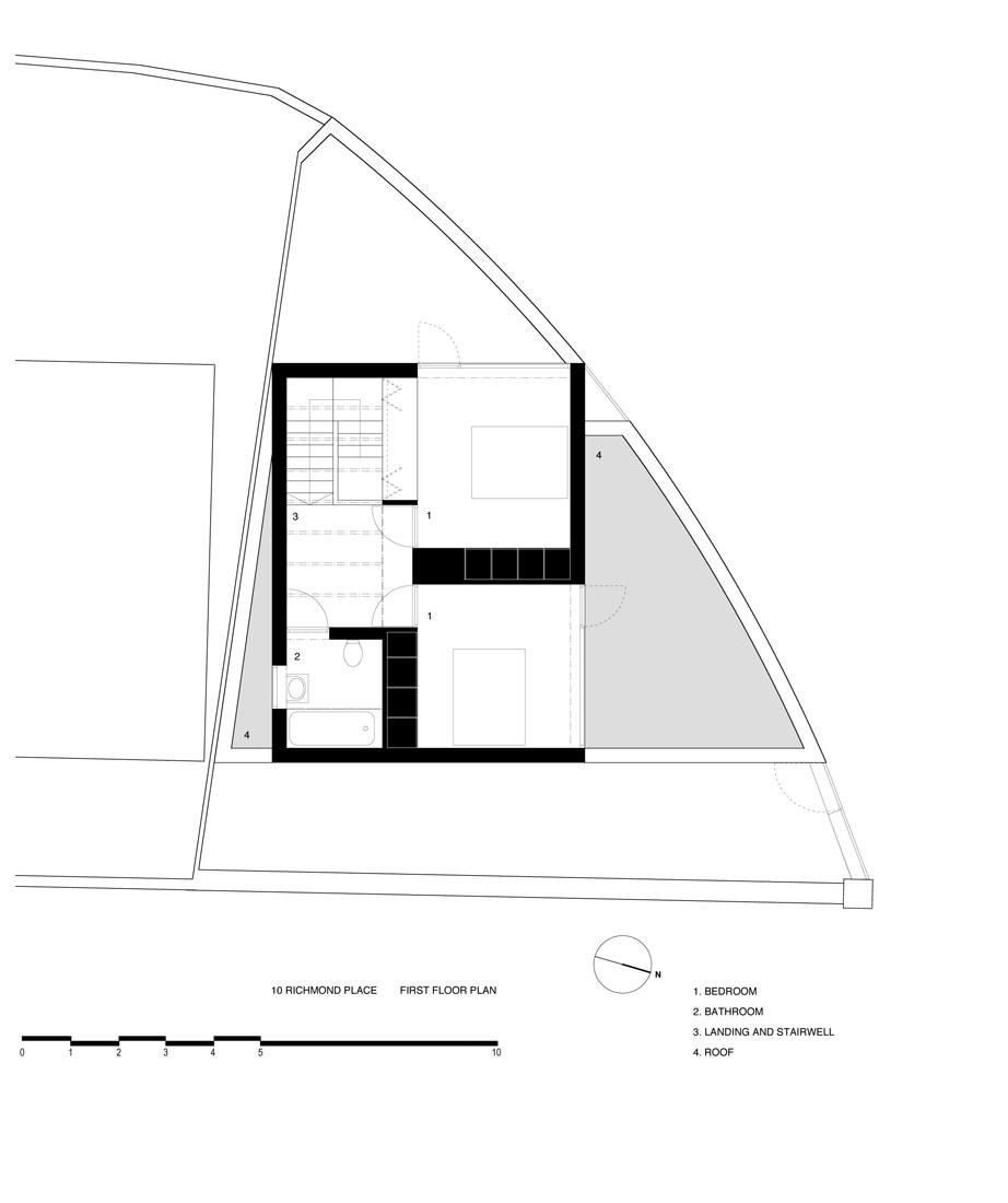 Richmond Place House plan 3