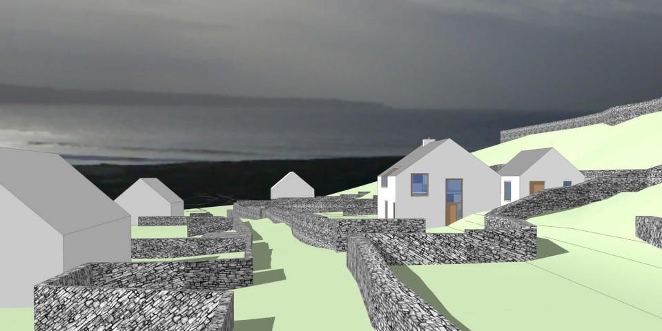 Island Dwelling plan 1
