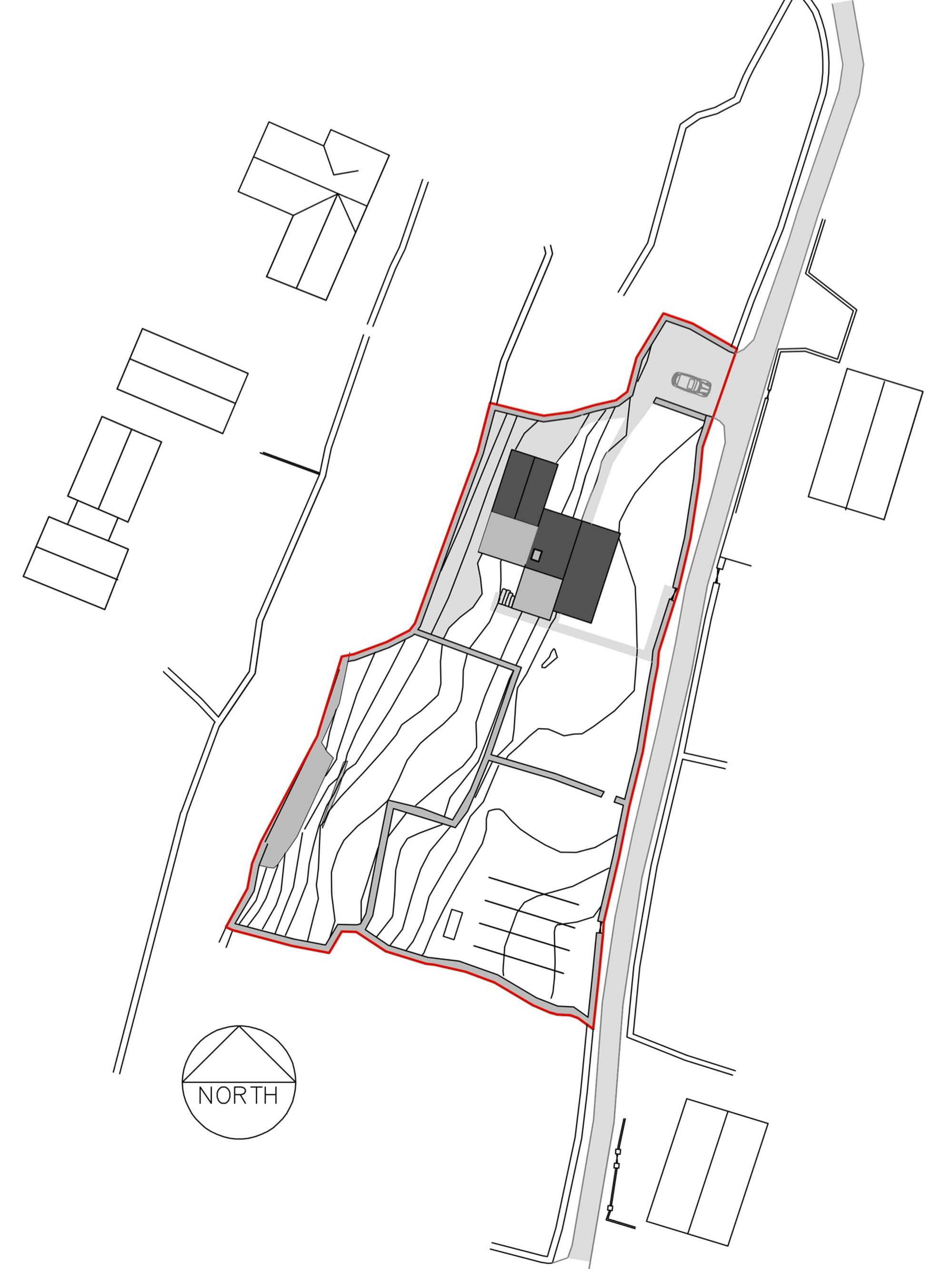 Island Dwelling plan 2