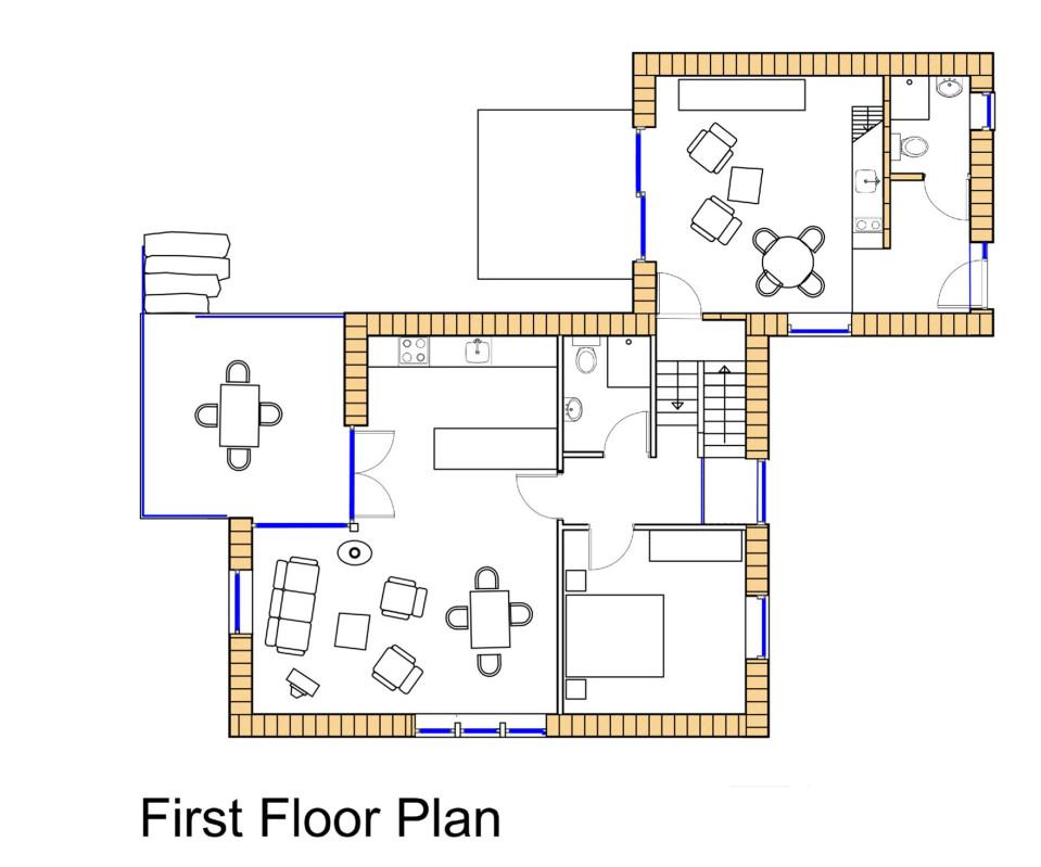 Island Dwelling plan 3