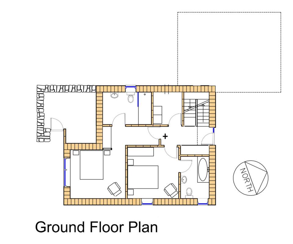 Island Dwelling plan 4