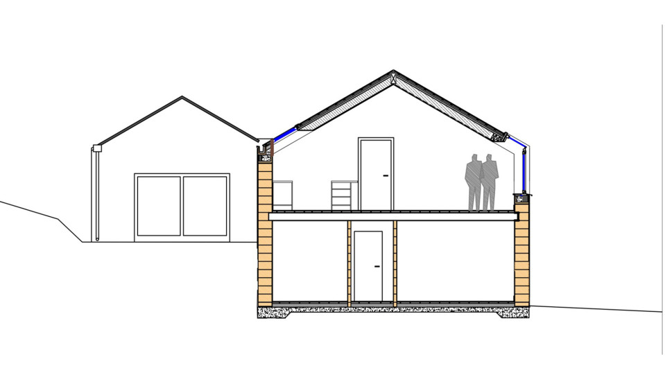 Island Dwelling plan 5