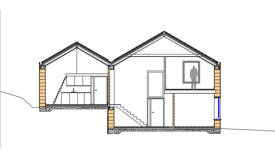 Island Dwelling plan 6