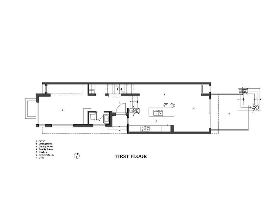the linear house plan 2