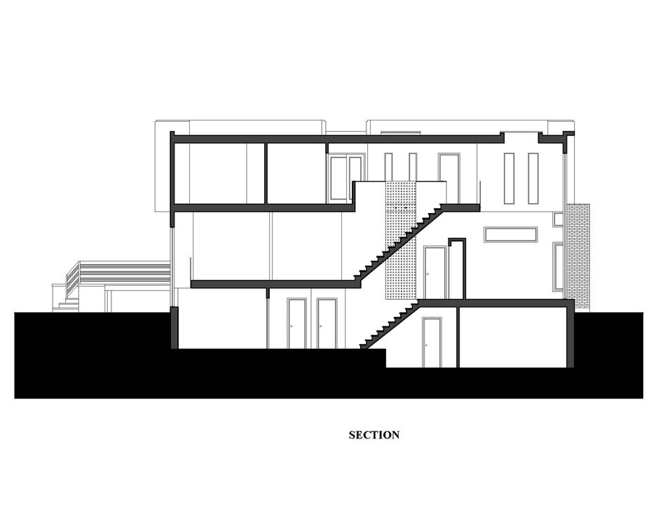 the linear house plan 4
